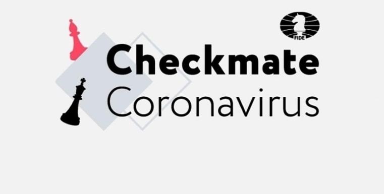 Chess vs Coronavirus: 1-0, Checkmate!