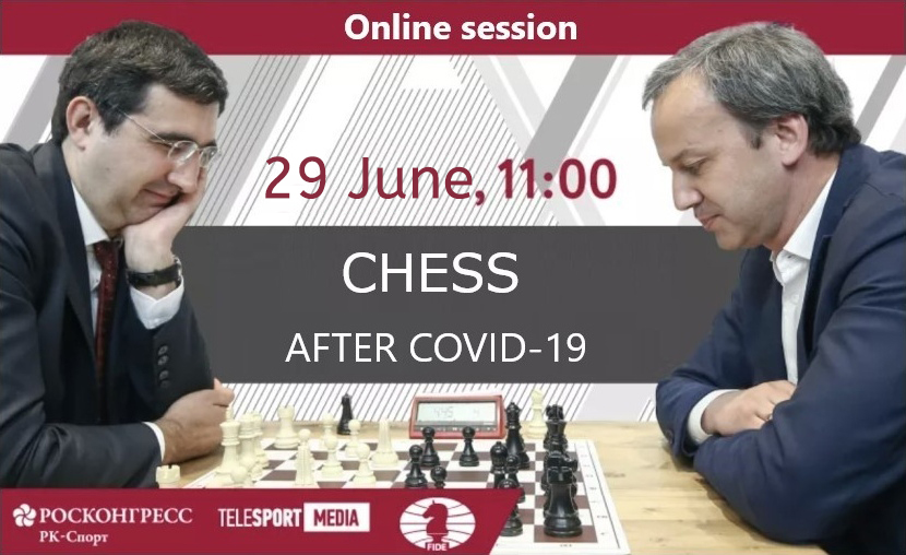Chess after COVID-19 online discussion to be held on June 29