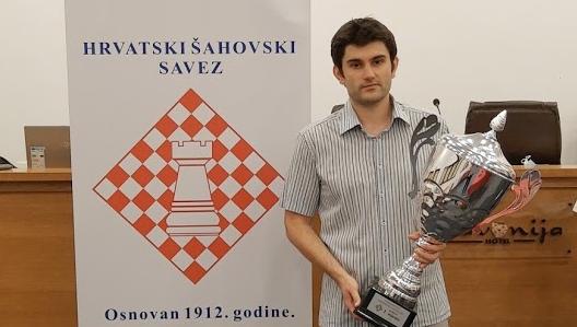 Saša Martinović wins Croatian Championship