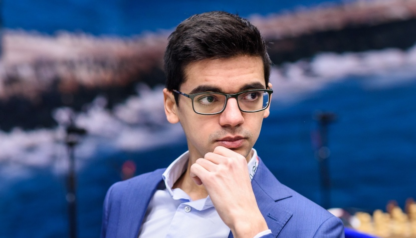 Chessable Masters: Giri sets up final with Carlsen