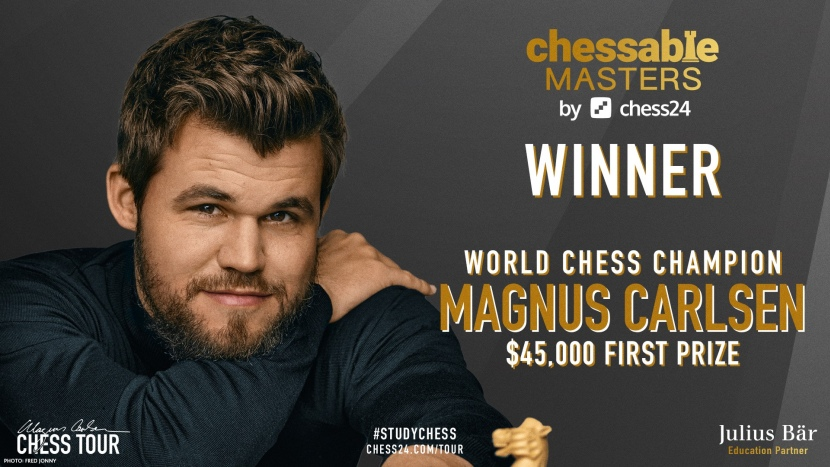 Carlsen rules supreme