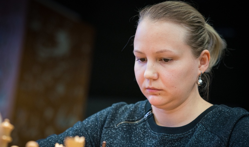 Valentina Gunina wins Leg 2 of WSCC Grand Prix
