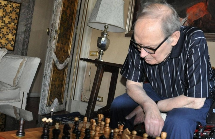 Ennio Morricone: legendary composer and avid chess fan dies at 91