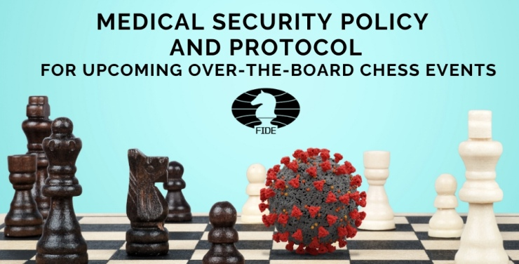 Medical security policy and protocol for upcoming  over-the-board events