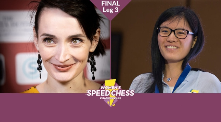 WSCC GP Leg 3 final: Katerina Lagno to clash with Hou Yifan