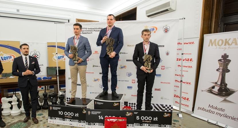 Kacper Piorun wins Polish Championship