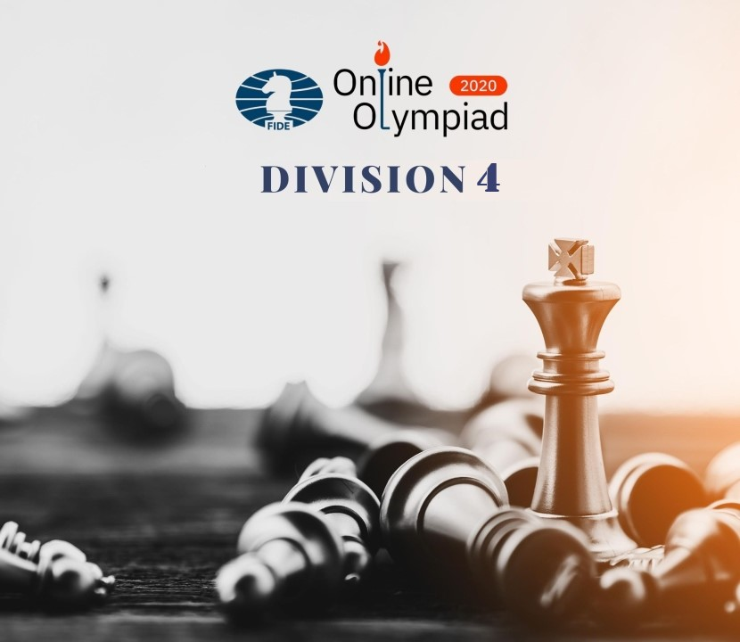 Online Olympiad Division 4: Preview