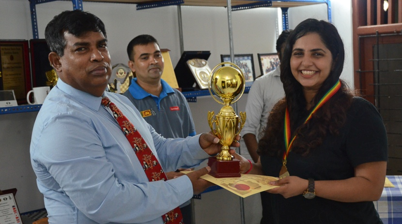 Sachini Ranasinghe clinches Sri Lanka Women's Grand Prix