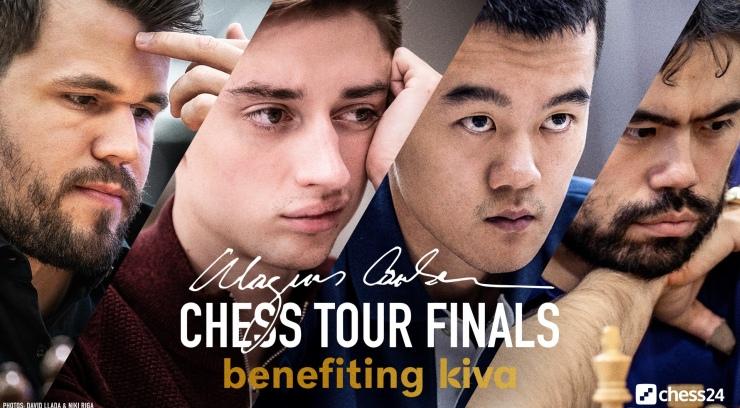 Magnus Carlsen Tour Finals: Ding exacts revenge