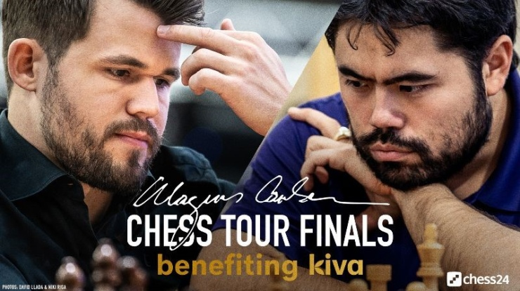 Carlsen blinks first in $140,000 dream final