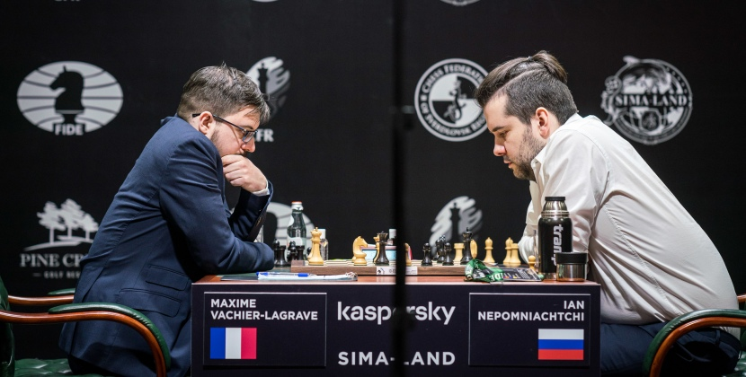 FIDE Candidates 2020