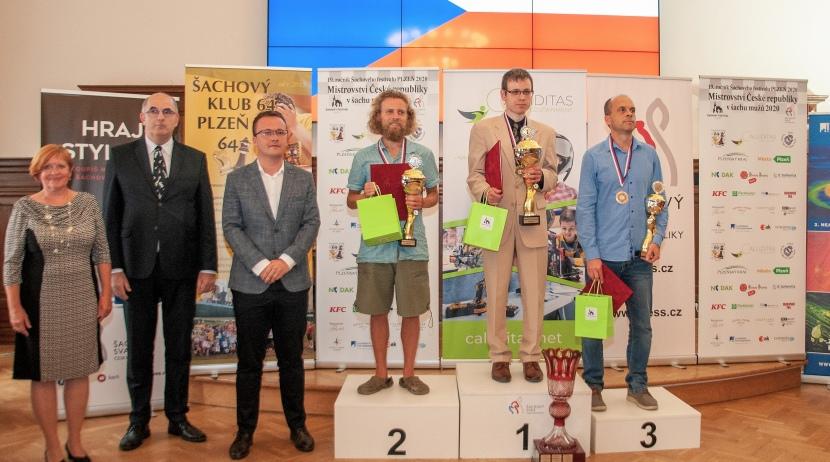 David Navara wins Czech Chess Championship