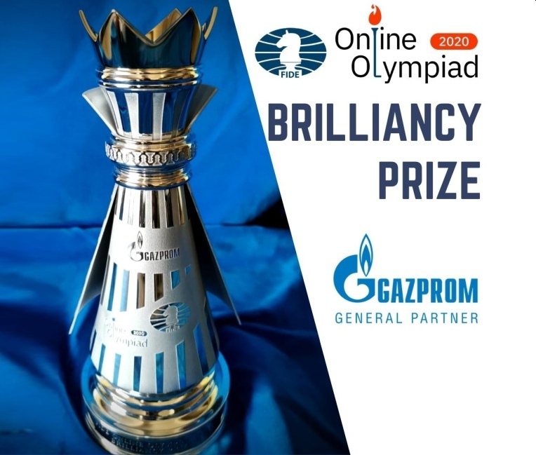 Gazprom Brilliancy Prize