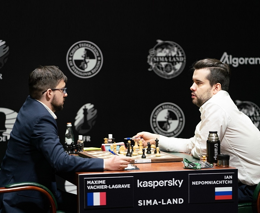 FIDE announces resumption of Candidates Tournament