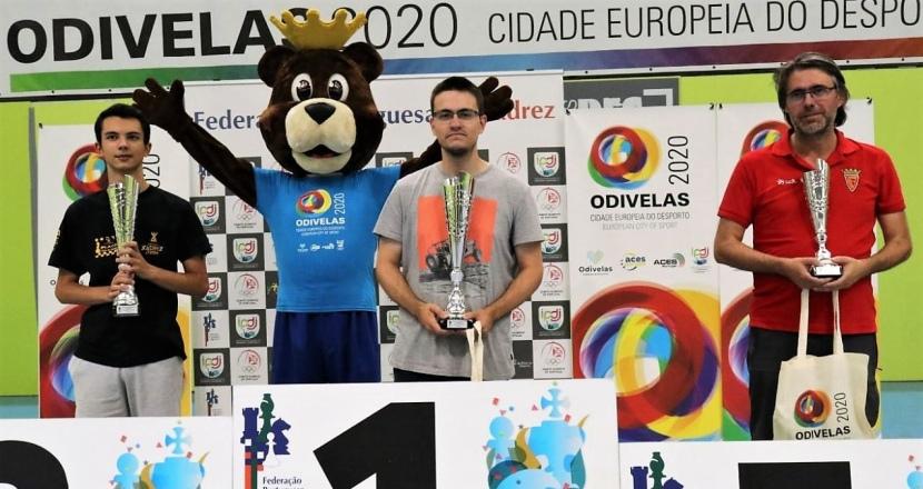 Andre Sousa and Sara Soares win Portuguese championship