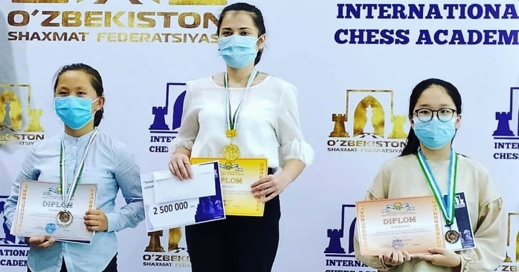 Nodirbek and Nilufar Yakubboev are new Uzbekistani champions