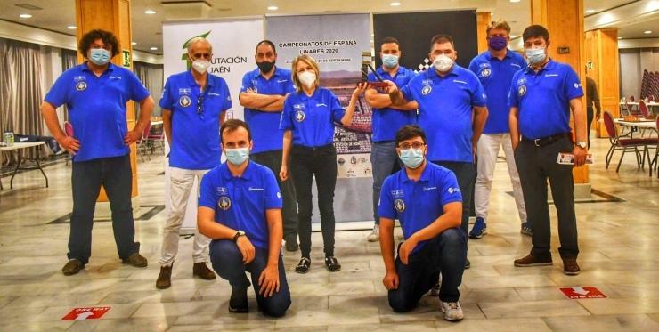 Silla – Bosch Serinsys wins Spanish Team Championship