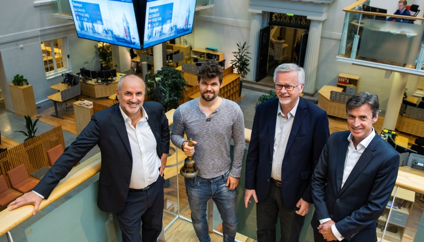 Play Magnus listed on Oslo Stock Exchange