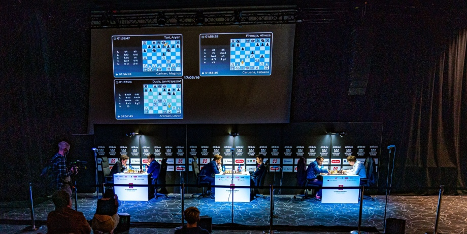 Norway Chess R08: Carlsen regains the lead