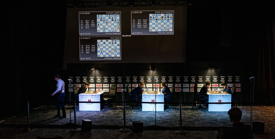 Norway Chess R10: Firouzja finishes second
