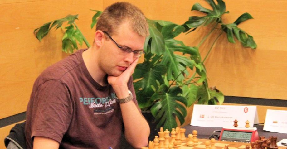 Mads Andersen wins Danish Championship