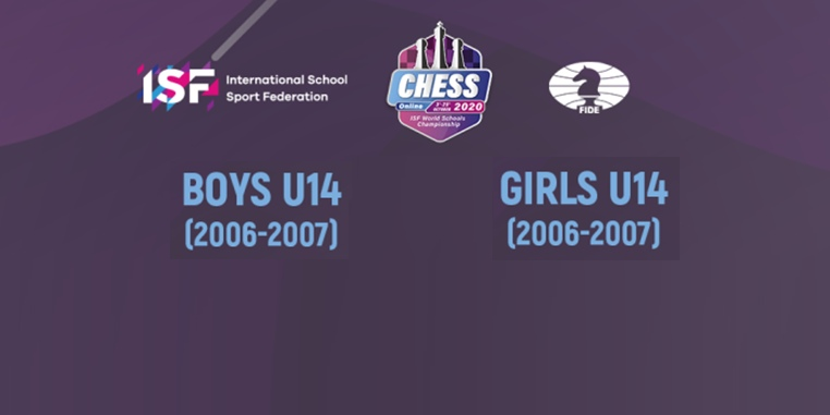 ISF World Schools Championship Online Chess: Iran sweeps U14 category