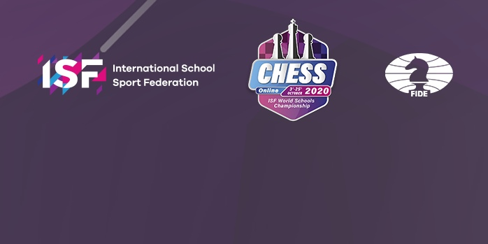 First ever ISF World Schools Championship Online Chess goes big