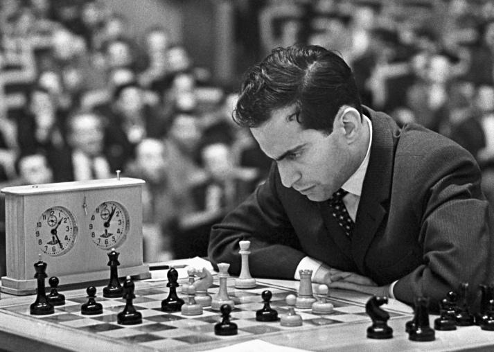 Emil Sutovsky on Mikhail Tal