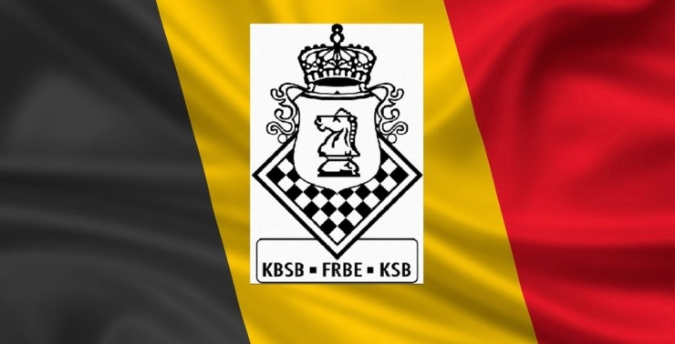 Royal Belgian Chess Federation – 100th anniversary