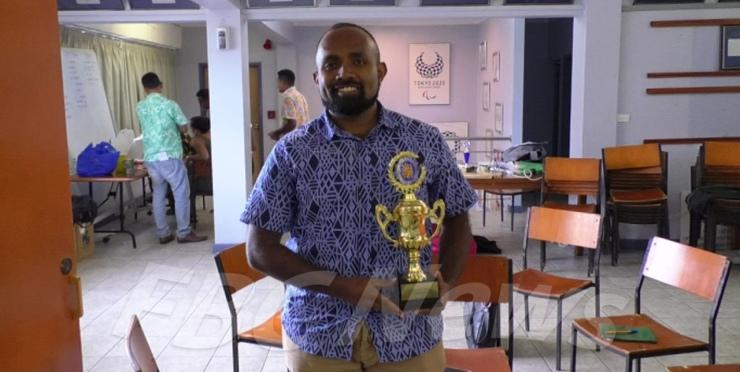 Taione Sikivou clinches Fiji Championship