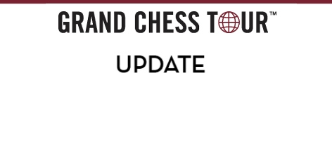 Full tour participants confirmed for 2021 Grand Chess Tour