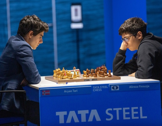 Tata Steel 2021: All draws in Round 4