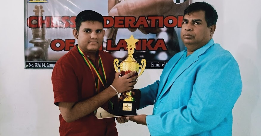 Ranindu Dilshan Liyanage wins 8th Sri Lanka Grand Prix