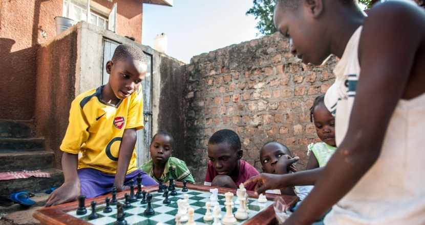 Fundraising for FIDE Social Projects