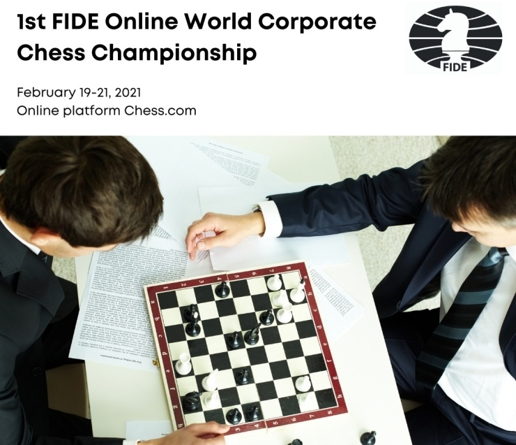 GRENKE Bank, crowned World Corporate Chess Champion