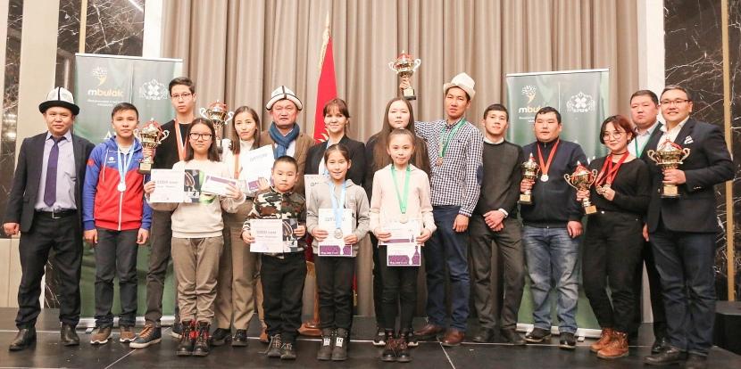 Abdyjapar and Zairbek win Kyrgyzstan championship