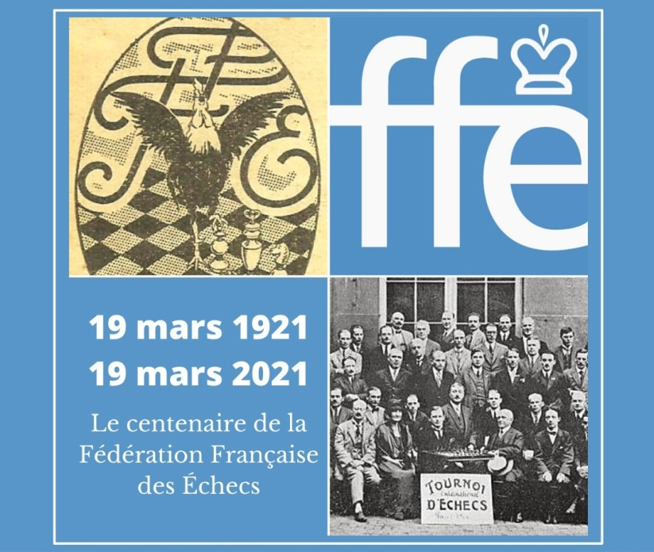 Centenary of the French Chess Federation