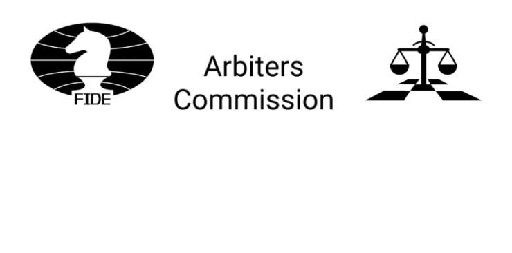 Arbiter's Commission programme for online and hybrid events
