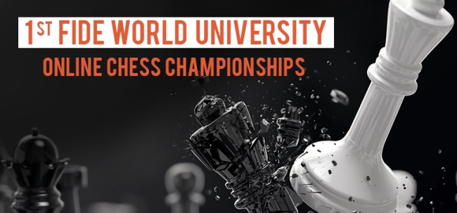 Statement regarding the FIDE World University Online Championships
