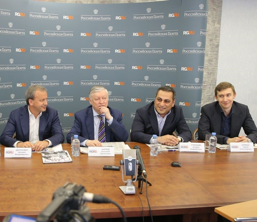 "Arkady Dvorkovich: ""We are absolutely ready to start the Candidates Tournament"""