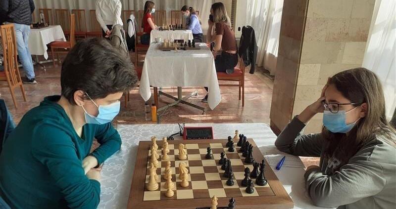 Deac and Ciolacu win Romanian 2021 Championship