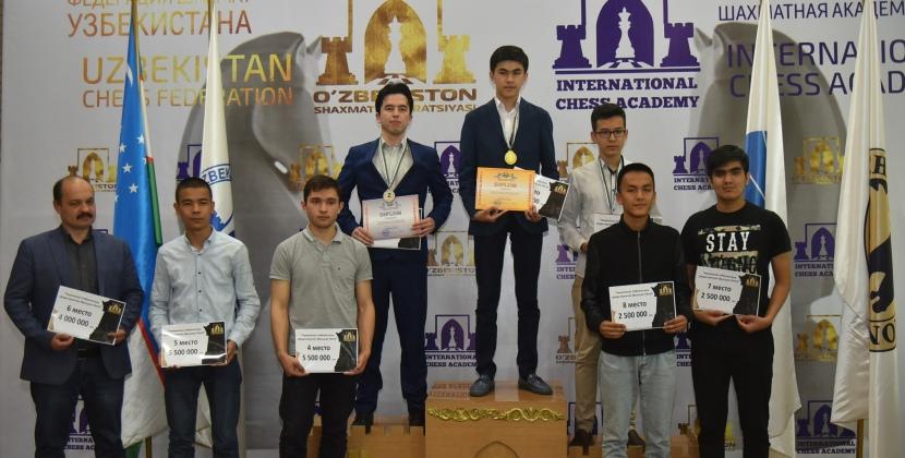 Sindarov and Yakubbaeva win Uzbekistan Championship