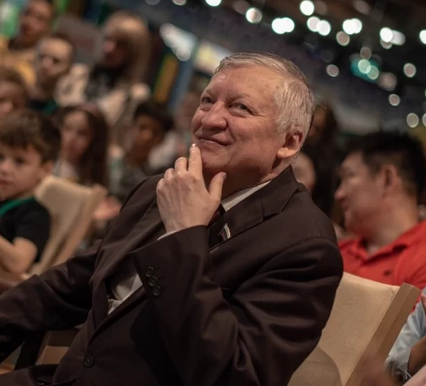 Anatoly Karpov International Children's Chess Festival announced