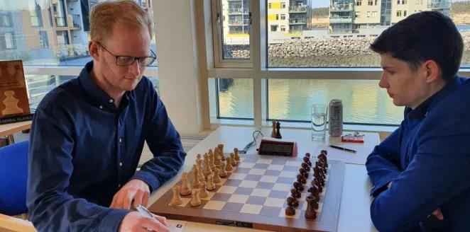 Gretarsson wins Icelandic Championship