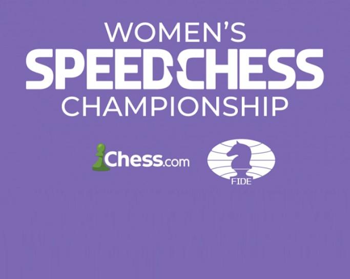 FIDE Chess.com Women's Speed Chess Championship announced
