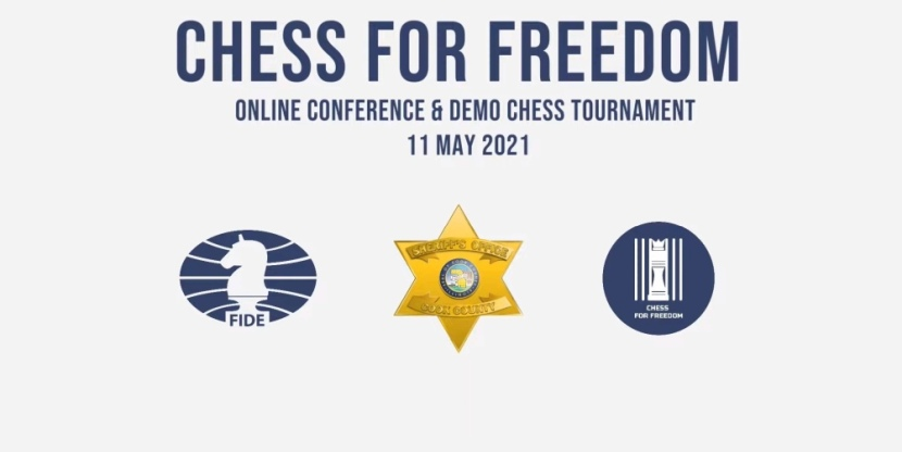 Chess for Freedom Conference and Tournament: Brief recap