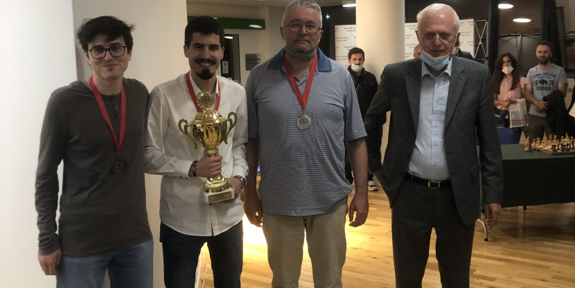 Montenegro Championship: Luka Draskovic wins his first title
