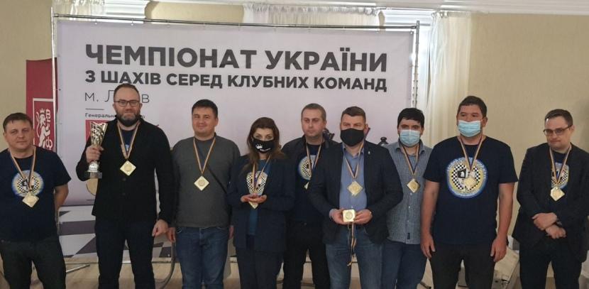 Law Academy (Kharkiv) wins Ukrainian Team Championship